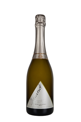 Mousseux METHODE TRADITIONNELLE Blanc de Blanc 75cl